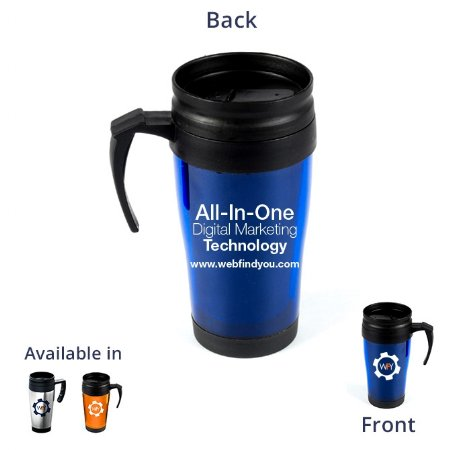 Coffee Flask - All In One