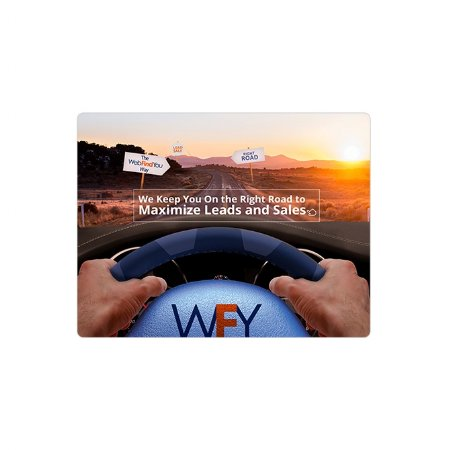 Mouse Pad - WebFindYou Way