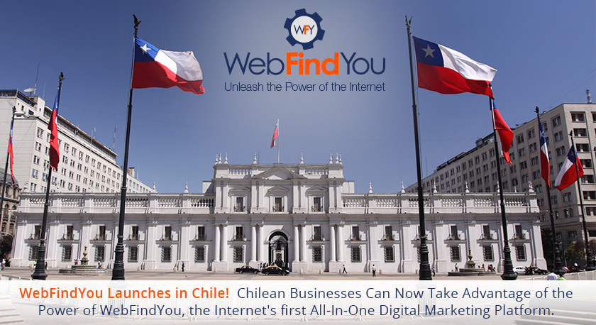 WebFindYou has arrived to Chile