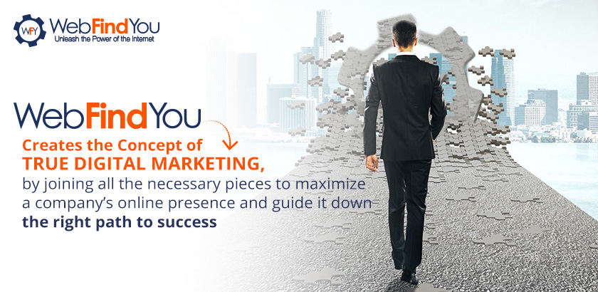 WebFindYou Creates the Concept of True Digital Marketing