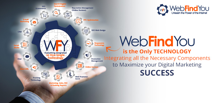 WebFindYou Maximize Your Digital Marketing Success
