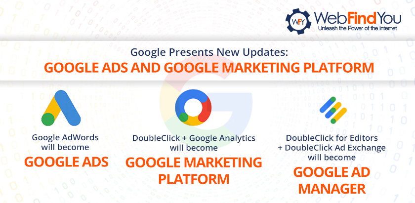 Google Present New Updates: Google Ads, Google Marketing Platform And Google Ad Manager
