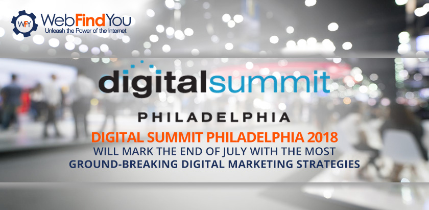 Digital Summnit Philadelphia 2018