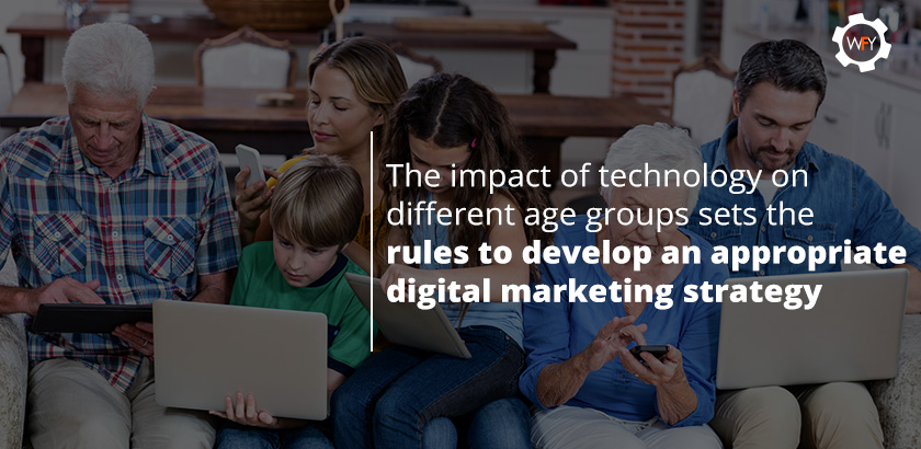Generational Groups and Technology