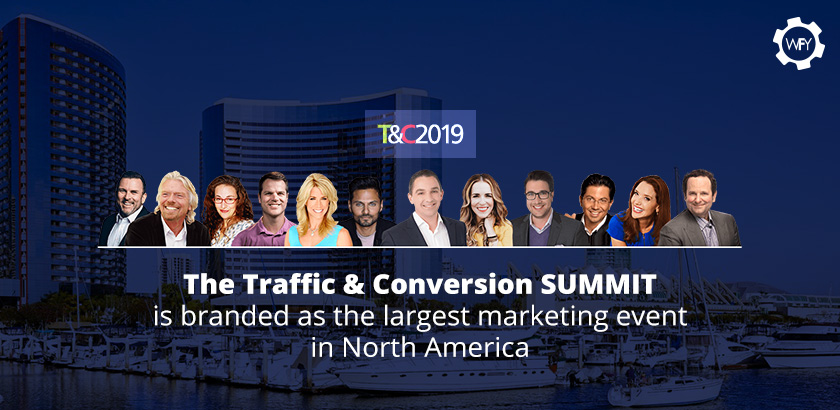 T&C2019 is Branded as The Largest Marketing Event in North America