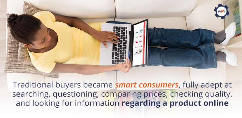 Smart Consumers Browse the Internet before Making Purchase Decisions
