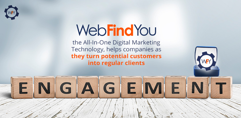 WebFindYou Helps you Turn Potential Customers into Regular Clients