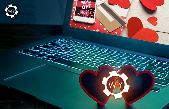 Valentine's Day Digital Marketing Show Your Brand Some Love