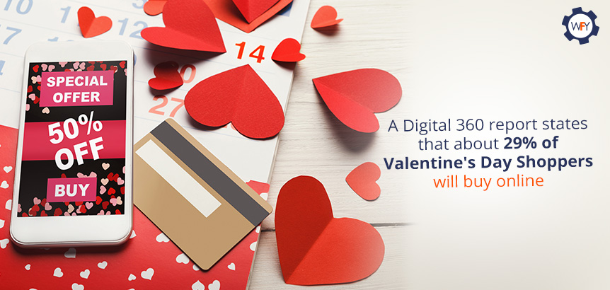 29% of Valentine's Day Shoppers Will Buy Online